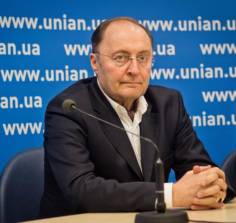 Вадим Чагаровский, автор блога, председатель Совета директоров «Союза молочных предприятий Украина»
