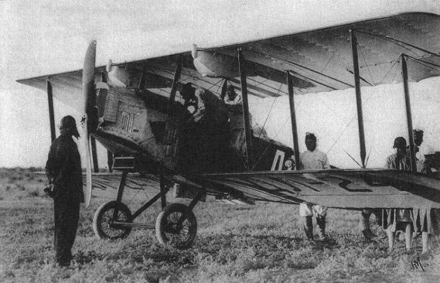 Первый советский самолет для сельхозавиации создан в Харькове. Конек-Горбунок В. Н. Хиони.