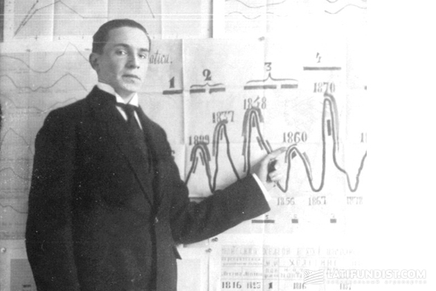 Биофизик Александр Леонидович Чижевский