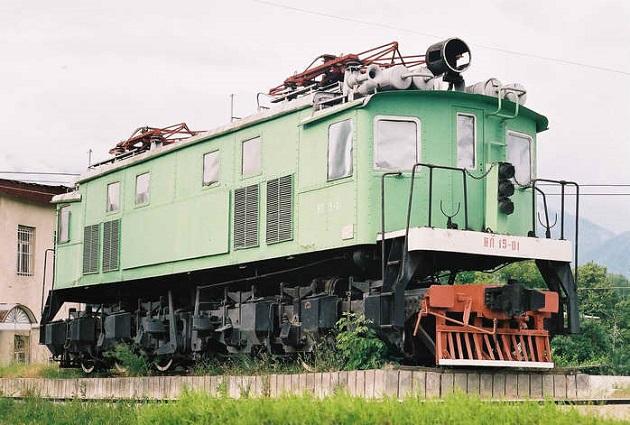 Электровоз ВЛ 19-01