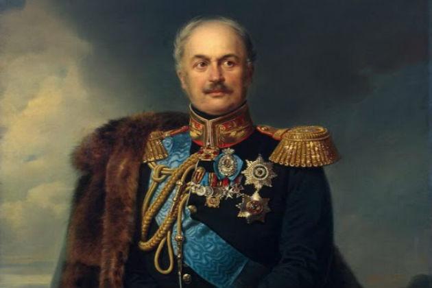Граф Павел Дмитриевич Киселев