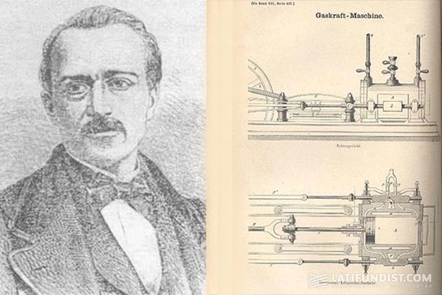 Jean Joseph Etienne Lenoir