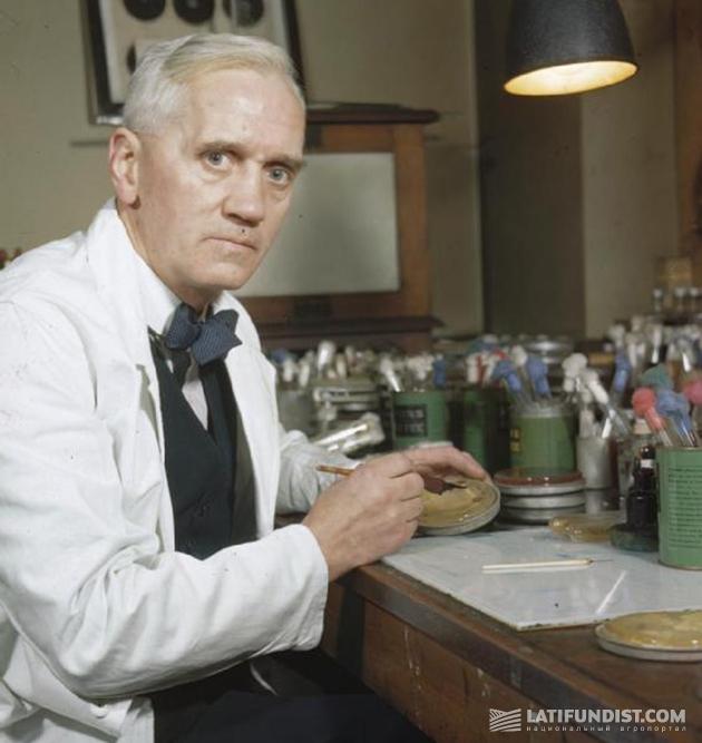 Сэр Александр Флеминг (Sir Alexander Fleming)