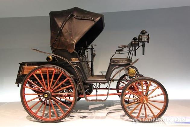 Benz-Victoria образца 1894 года