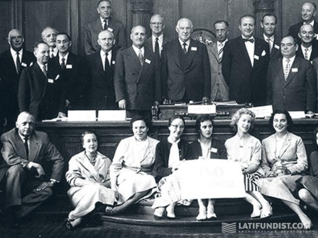 Основатели Международной организации по стандартизации