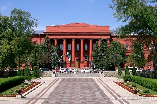 Кра́сный ко́рпус Ки́евского национа́льного университе́та и́мени Тараса Шевче́нко