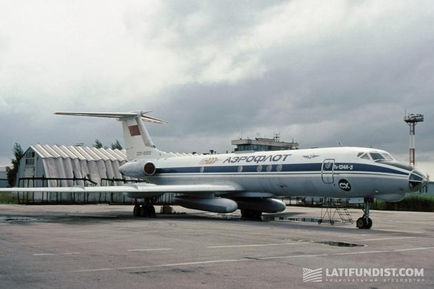 Ту-134-3СХ