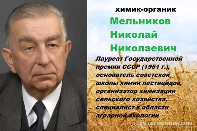 Мельников Н. Н.