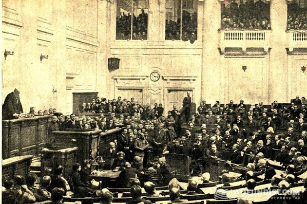 Заседание Государственной Думы Российской империи IVсозыва