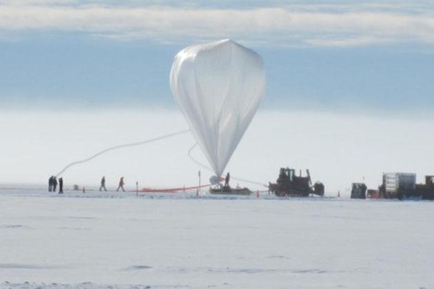 Современный научный аэростат NASA Super-TIGER