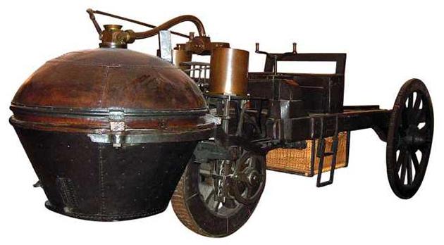 Предок автомобиля