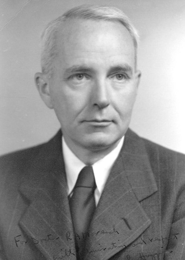 Чарлз Брентон Хаггинс (англ. Charles Brenton Huggins), основатель гормонотерапии