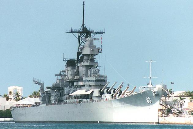 Линкор «Миссури», на борту которого закончилась Вторая мировая война