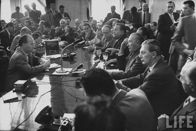 Визит К. Аденауэра в Москву