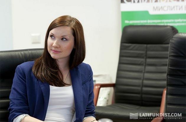 Анна Бабич