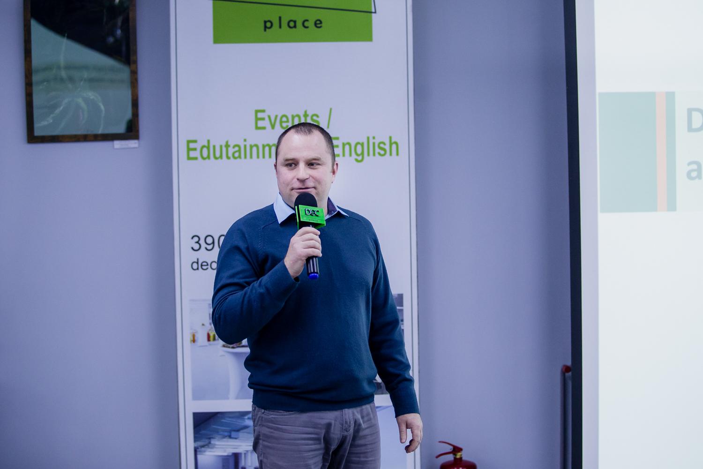 Менеджер по продукту компании DuPont Pioneer Украина Владимир Андрущенко
