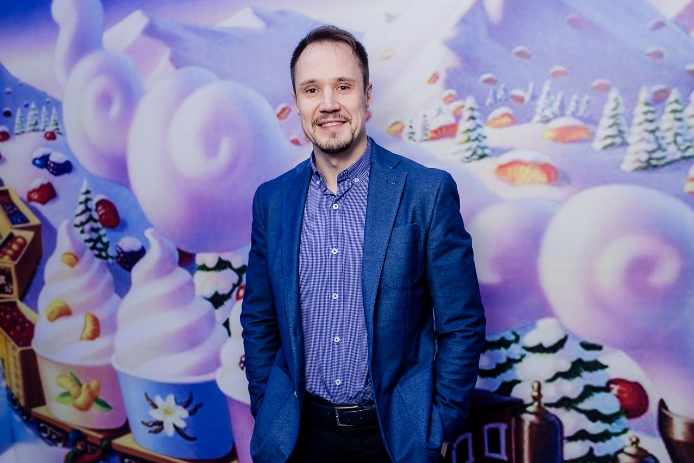 Руководитель проектов отдела маркетинга компании DuPont Pioneer Украина Виктор Кондрашев