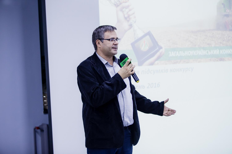 Руководитель отдела маркетинга DuPont Pioneer Украина Сергей Резниченко