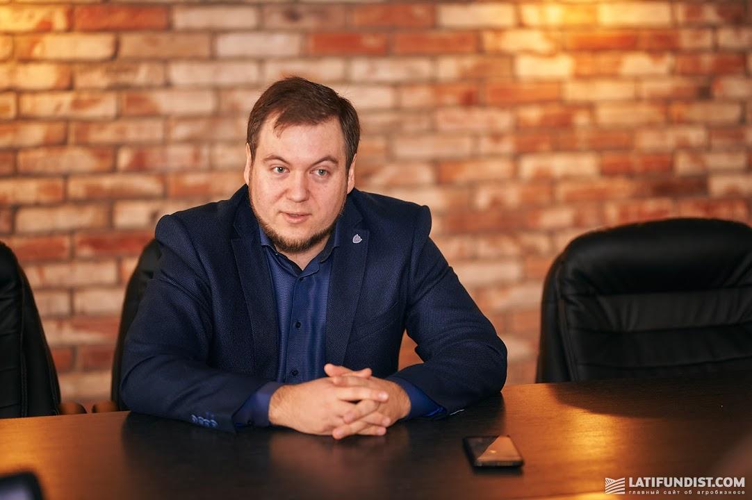Максим Елисеев, автор материала, соучредитель и генеральный директор «Агро Онлайн»