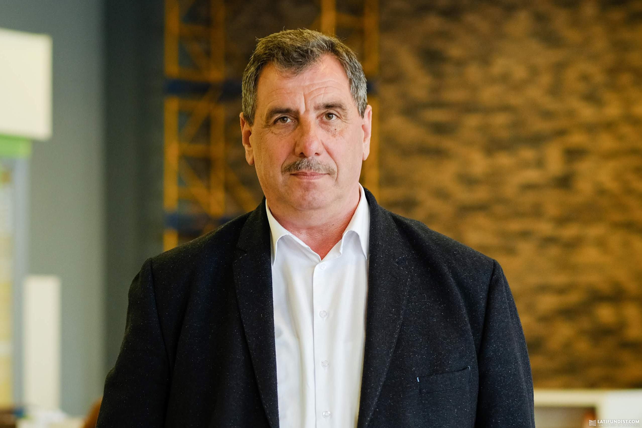 Владимир Фантух, руководитель департамента развития и инноваций Ukrlandfarming