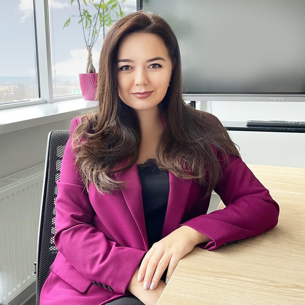 Леся Швец, руководитель отдела продаж растительных масел «МХП»