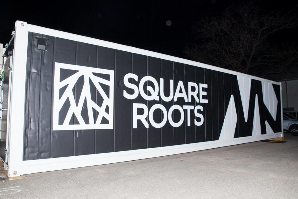 Фермерский акселератор Square Roots