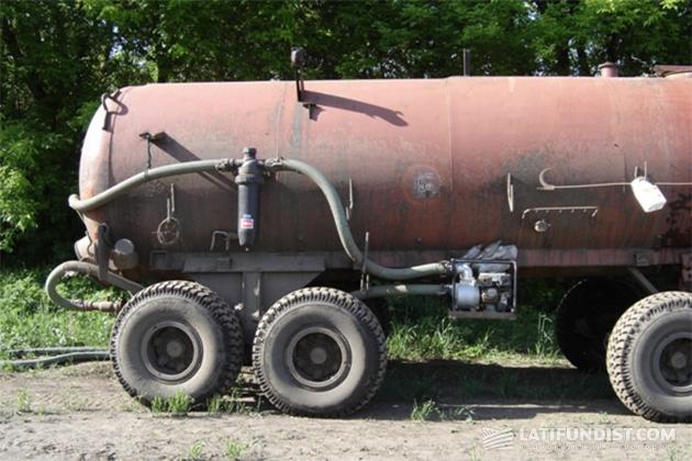 Система фильтрации воды, рабочего раствора и КАС