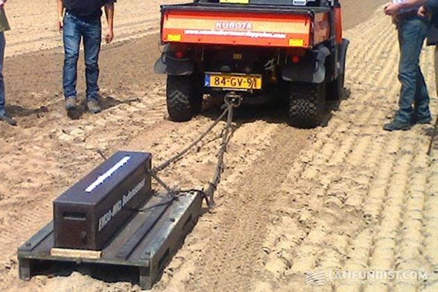 Измерение электропроводности