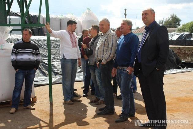 Директор по строительству и эксплуатации объектов хранения и переработки зерна группы Ярослав Штыка