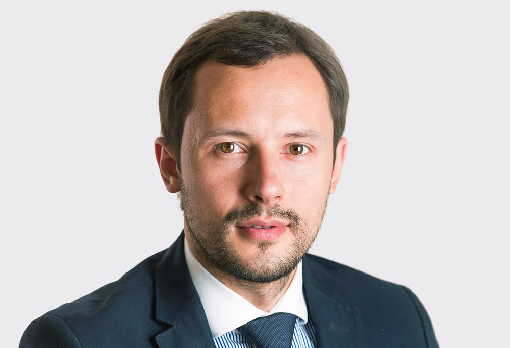 Маркиян Новак, партнер консалтинговой компании по поиску управленцев высшего звена United Consultants