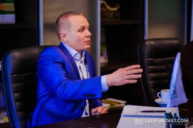 Юрий Котенок, директор департамента рынков Восточной Европы компании «Семанс Прогрейн»