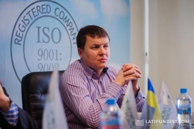 Владимир Кузло, комерческий директор «Захид Агробизнес»