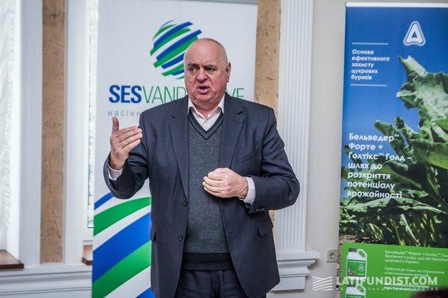 Александр Иващенко, главный научный сотрудник Института биоэнергетических культур и сахарной свеклы НААН