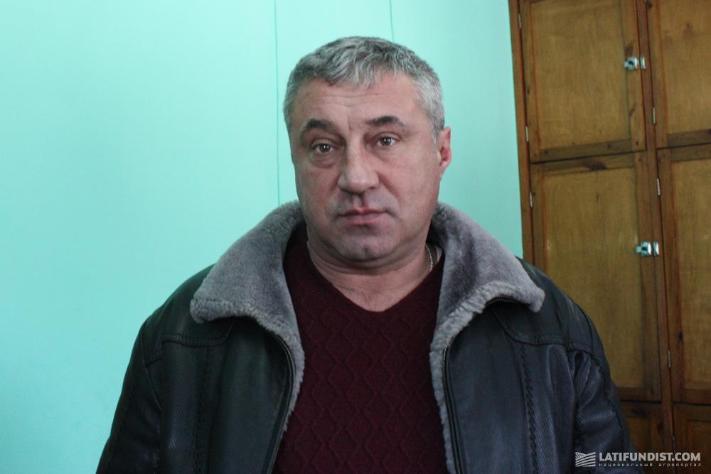Виталий Кузин, директор предприятия «Белополье Агро