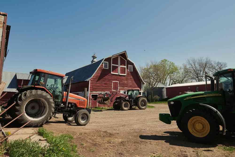 Ферма в Айове