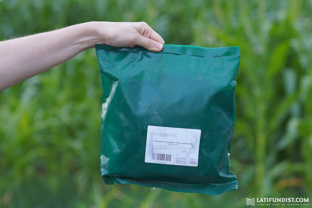 В A.G.R. Group механизаторов в поле кормят с помощью реторт-пакетов, которые поставляет компания «Пирятинский деликатес»
