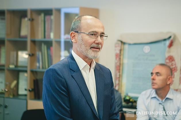 Cооснователь и генеральный директор агропромхолдинга Виктор Иванчик