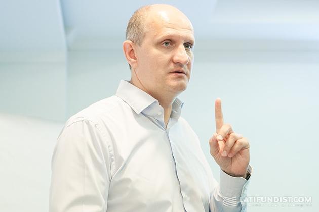 Директор по развитию и связям с инвесторами «Астарта-Киев» Николай Ковальский