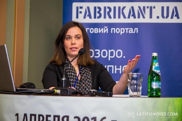 Управляющий партнер AGA Recruitment Partners Амина Варшавская