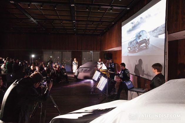 В ожидании презентации электромобиля Renault Kangoo Z.E.