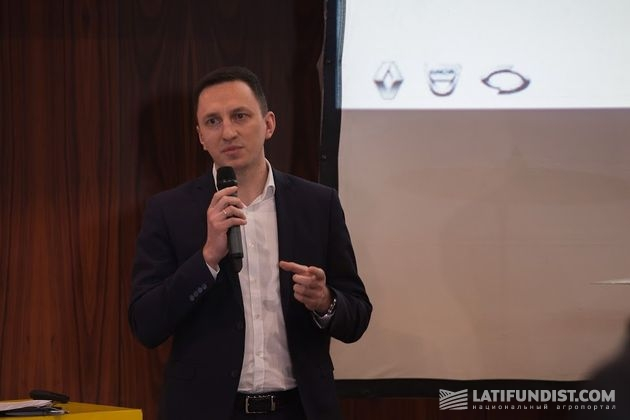 Александр Матюшок, управляющий партнер холдинга HTI