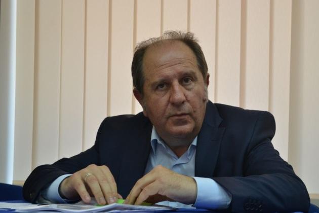 Василий Капацын, президент Николаевского морского порта(фото: nikvesti.com)