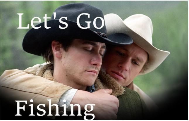 Поехали на рыбалку