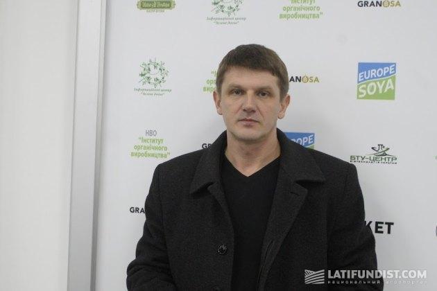 Алексей Качковский, директор «Института органического производства»