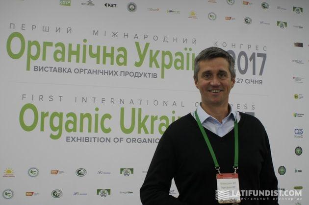 Алексей Языков, директор предприятия «Жива Нива» в Житомирской области