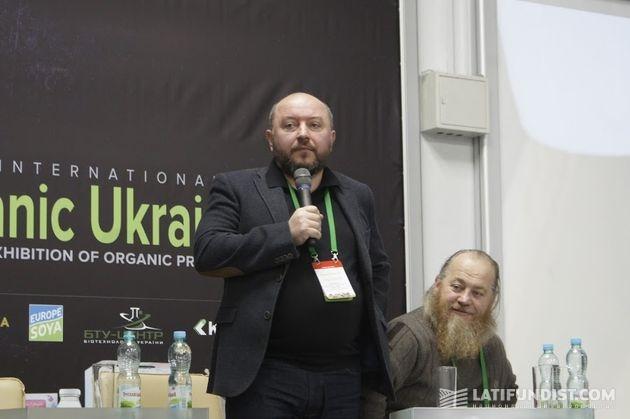 Валентин Обштир, собственник предприятия «Старый Порицк»