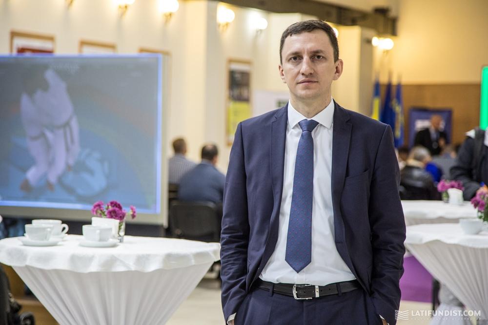 Александр Матюшок, директор холдинга НТІ