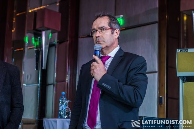 Ришар Легран, руководитель по развитию портфолио масличных культур Limagrain Europe