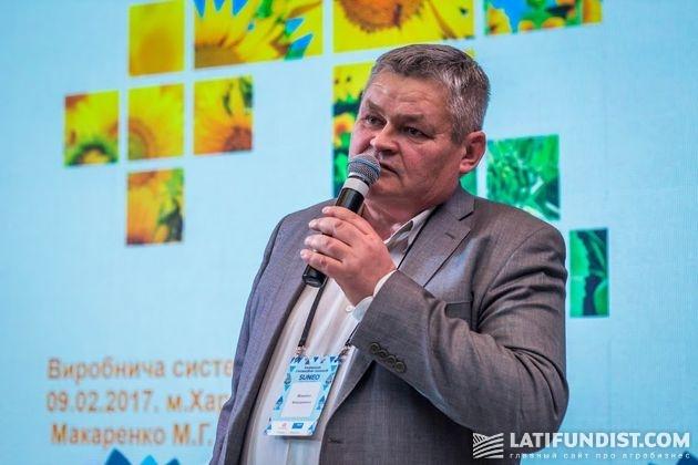 Михаил Макаренко, менеджер по сбыту BASF