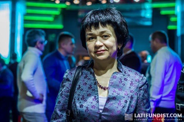 Екатерина Макляк, к.с.н., ведущий научный сотрудник Института растениеводства им. В.Я. Юрьева НААН